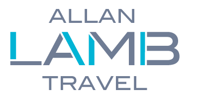 Allan Lamb Travel Logo